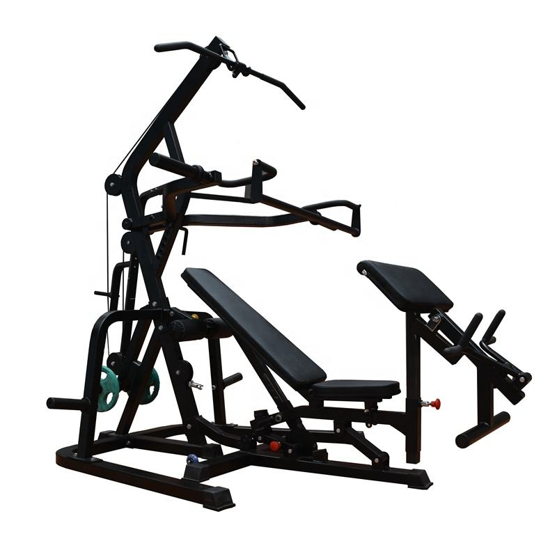 Multi Jungle Gym Station Crossfit Rack Gym Apparatuur