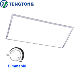 Dimmable 600x1200 LED Panel Light  led panel light 72w  6250lm Ultra Thin Ceiling Panel LED Lights