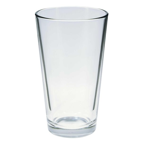 16 oz bia pint glass với in ấn