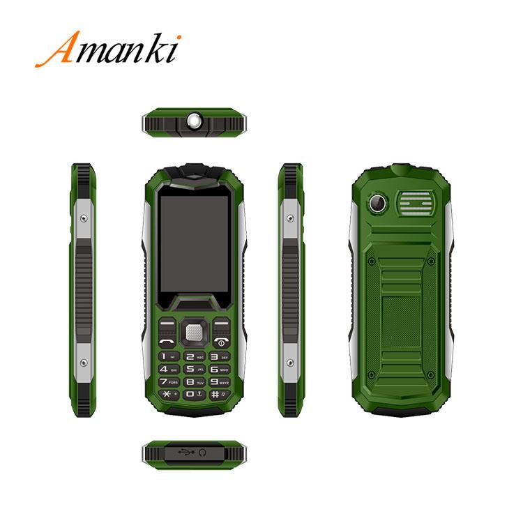 Hot! SC6531 GSM Quad-Band Handy Hochwertigen 2,4 Zoll Große Batterie Dual Sim Robuste Feature <span class=keywords><strong>Telefon</strong></span> Im Freien
