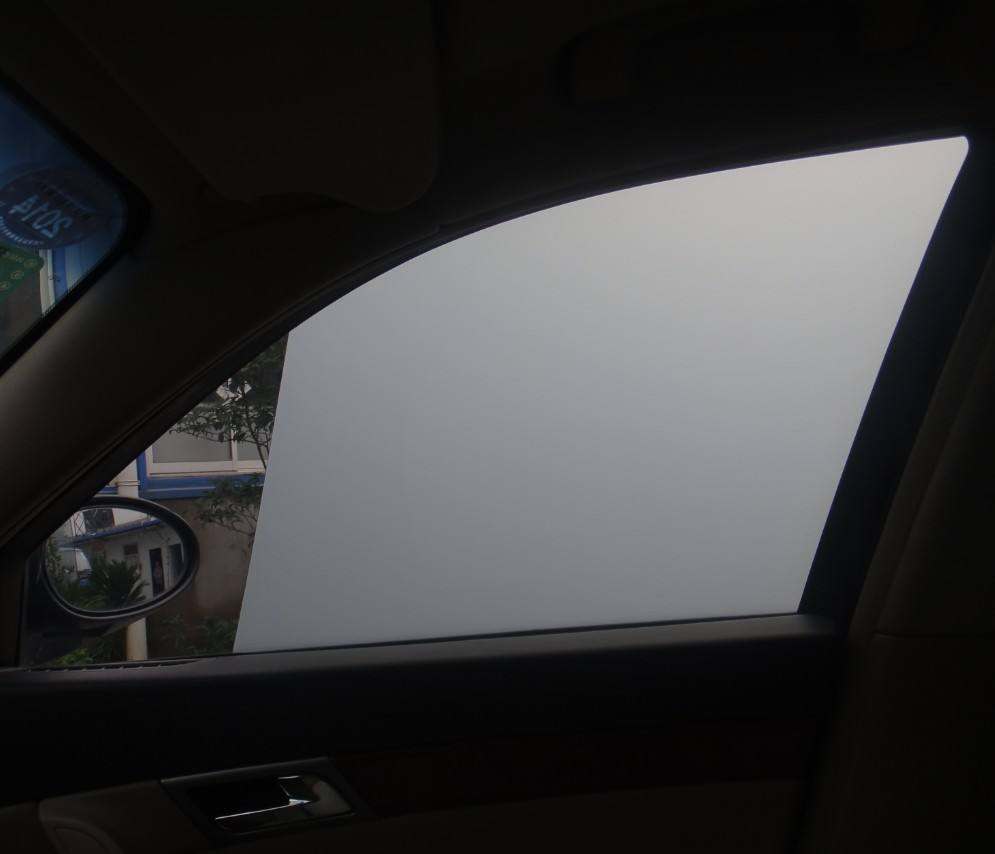 PDLC film electrically switchable smart glass use for car/window film