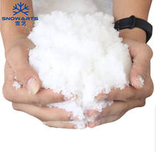 2020 Wholesale Novelty Artificial Snow White, Fake Magic Snow Decoration, Instant Snow Powder