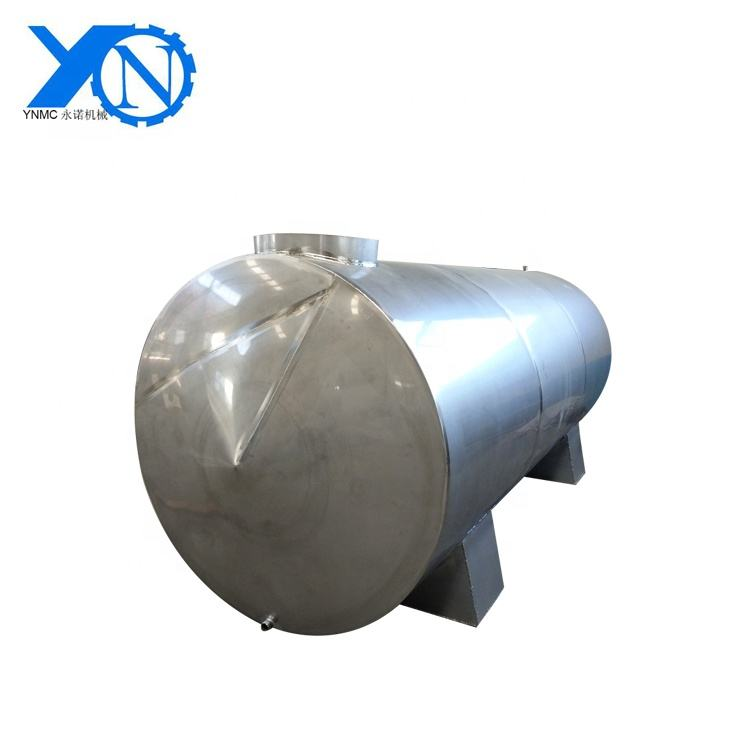 factory prices of stainless steel water tanks stainless steel fuel tankwater storage cylinder made in china
