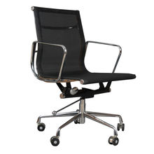 OS-1808 BIFMA low back summer aluminum office mesh chair