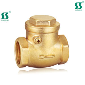 Cf8 Flange Swing Check Valve Medicine Produce Sanitary Double Valves