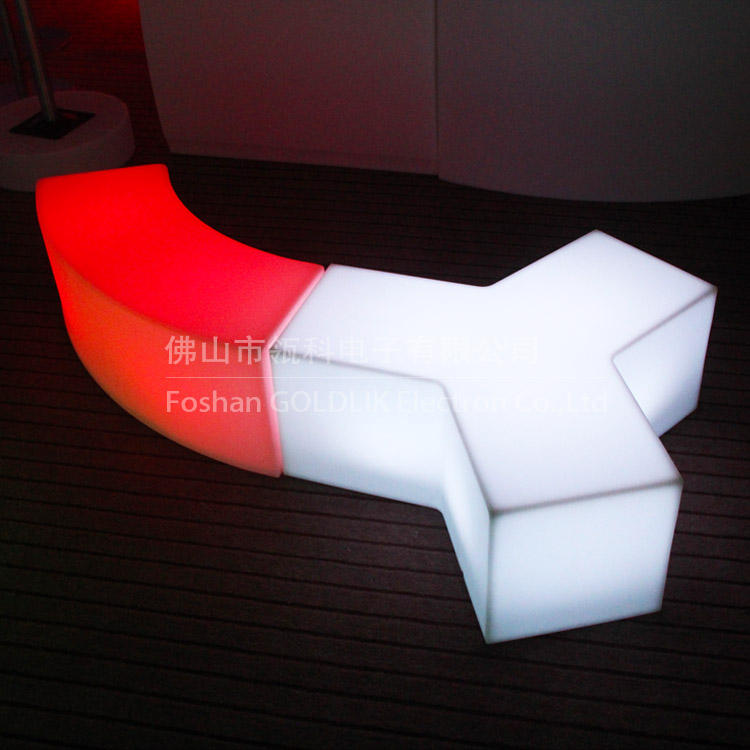 Led meubels decoratie strip licht