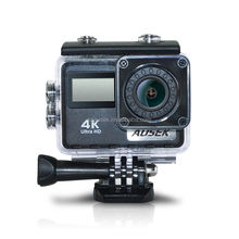 2020 Private dual screen yi 4k action camera touch screen XDV wifi 4k with Time Lapse