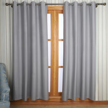 USA Direct shipment Luxury 100% polyester decorative custom hotel blackout curtain