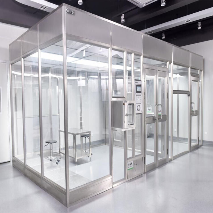 Airkey ISO 7 Class 10000 Portable Clean Room