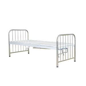 Hot Sale Adjustable Stainless Steel Hospital Bed