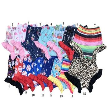 CLEARANCE Multi Color Chevron Print Jersey Knit bummies toddler diaper cover