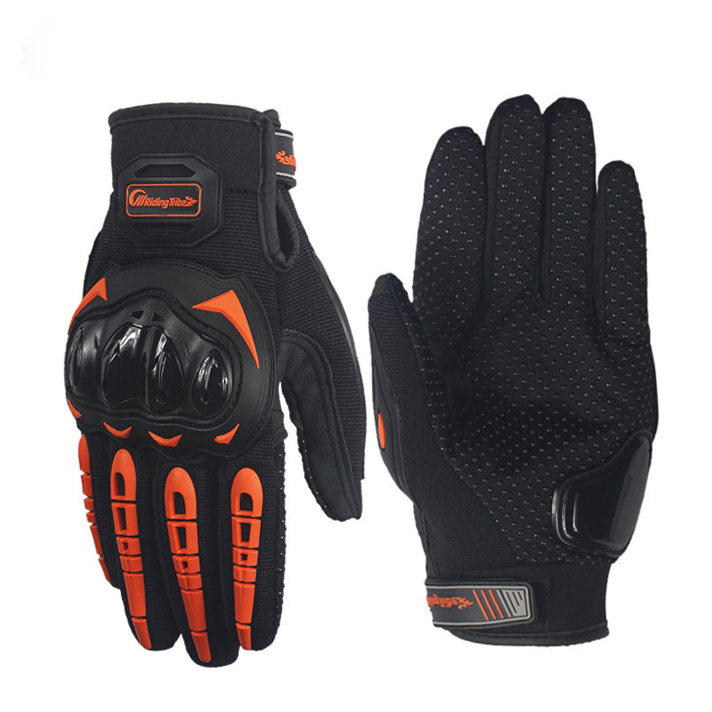 Long Cuff Personalized Motorcycle Gloves Custom Motocross Gloves