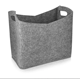 wholesale Collapsible Felt storage bin storage box felt laundry storage basket