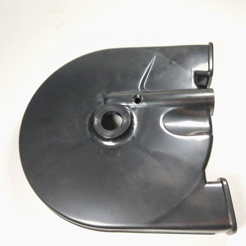 Plastic MZ ETZ Motorcycle Chain Cover