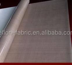 簡単にきれいな布素材とptfeプレーンスタイル高温テフロンシート
