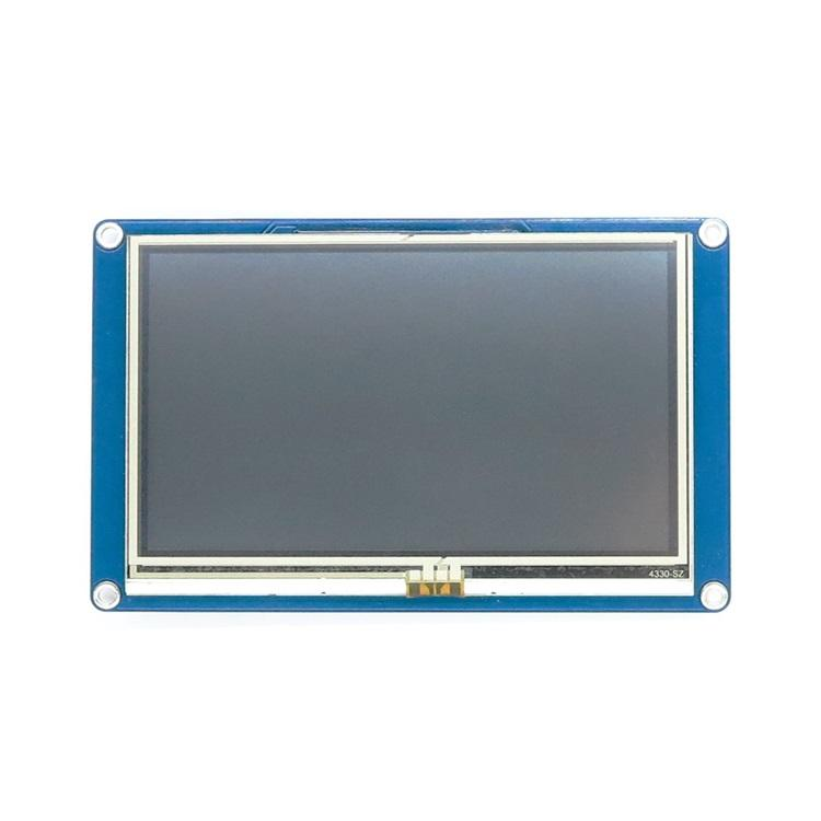 NX4827T043 Nextion 4.3 ''Hmi Tft Touch Panel Lcd Display Module Raspberry Pi ESP8266 Intelligente Usart Seriële 480*272