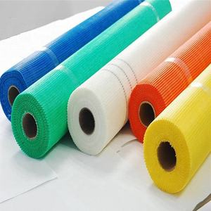 fiberglass tile mesh pvc corner beads with fiberglass mesh equipment for manufacture of fiberglass mesh
