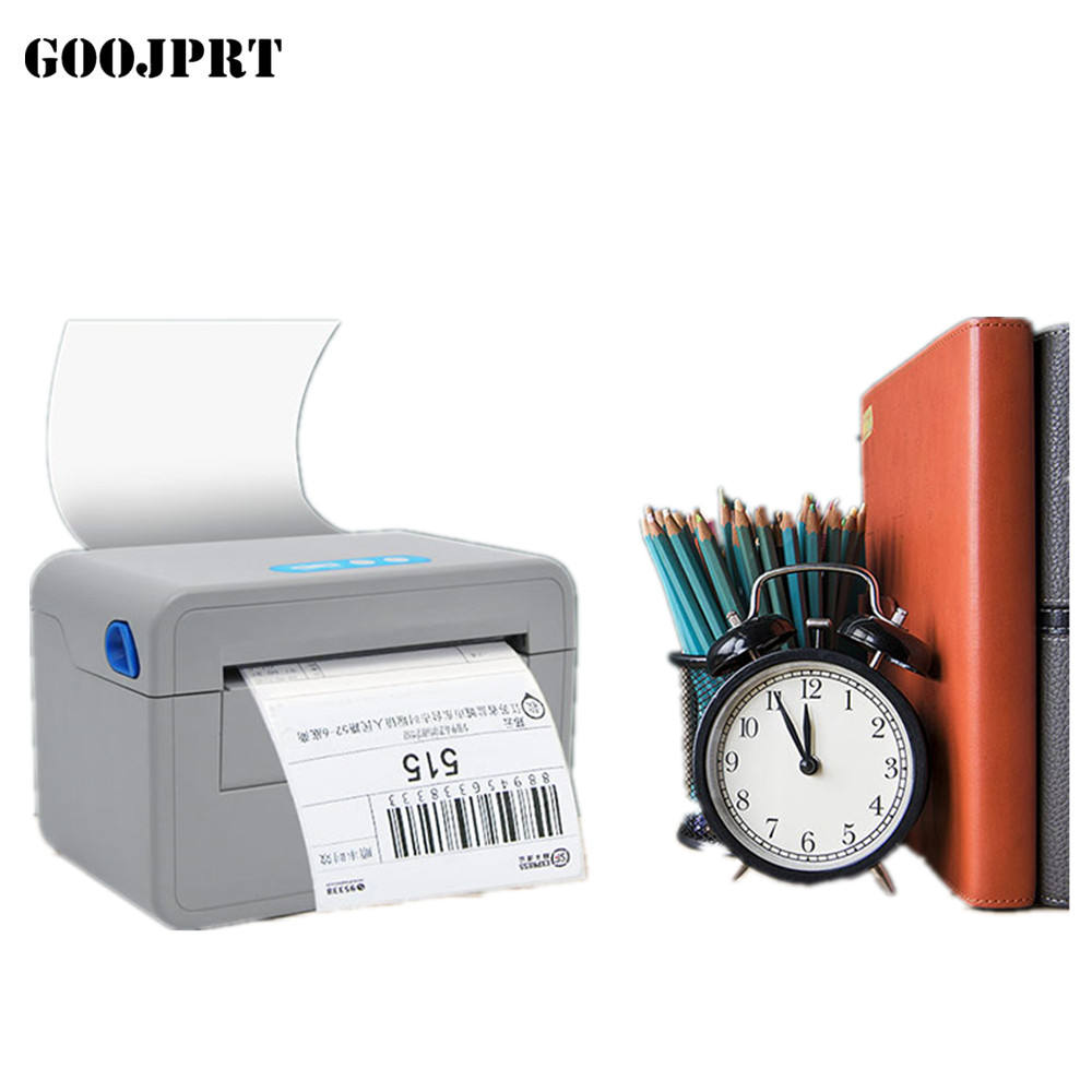 4 inch thermal transfer label printer For Any Shipping Label Bill