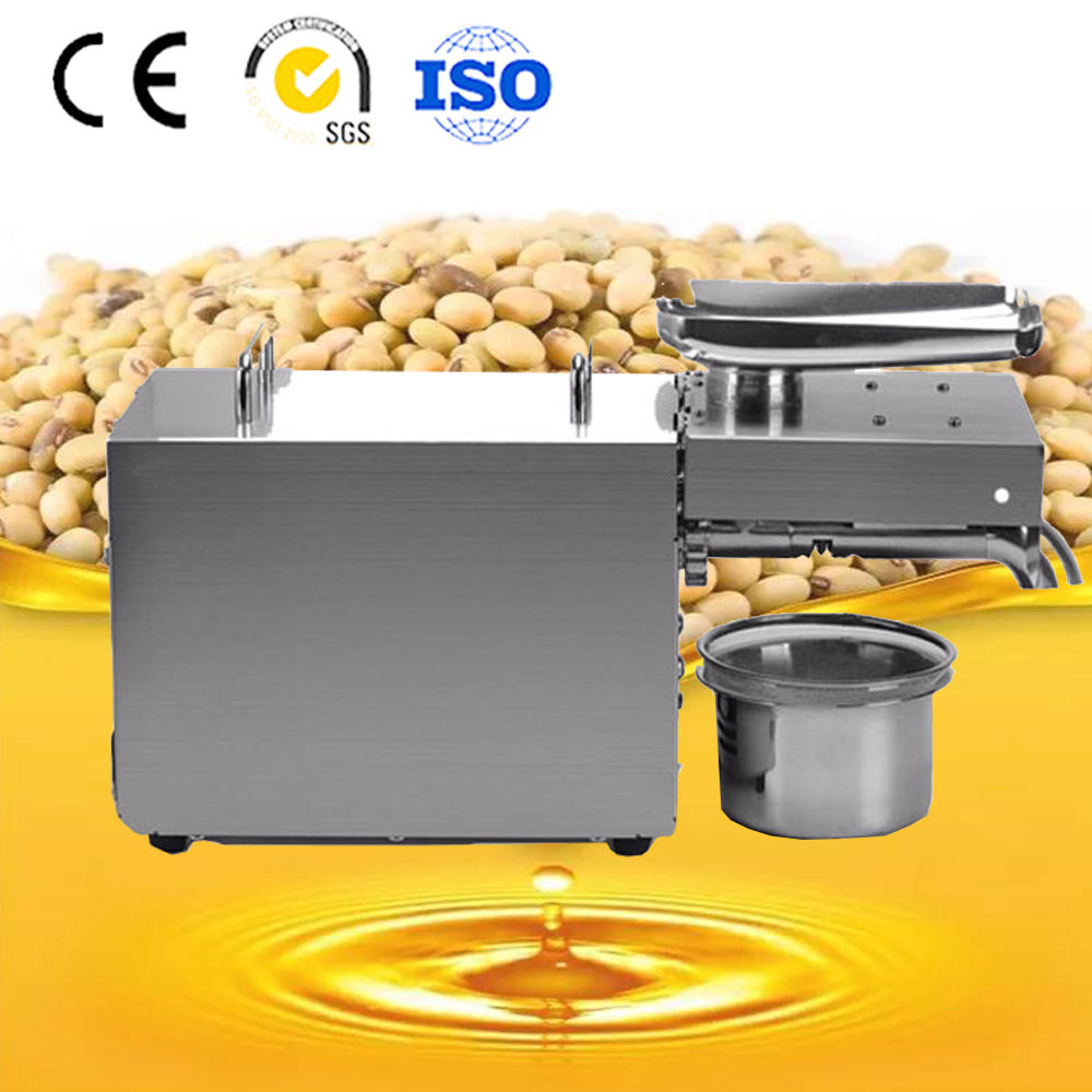 Mini type Sesame oil expeller Peanut /Groundnut Oil Press rapeseed oil making machine