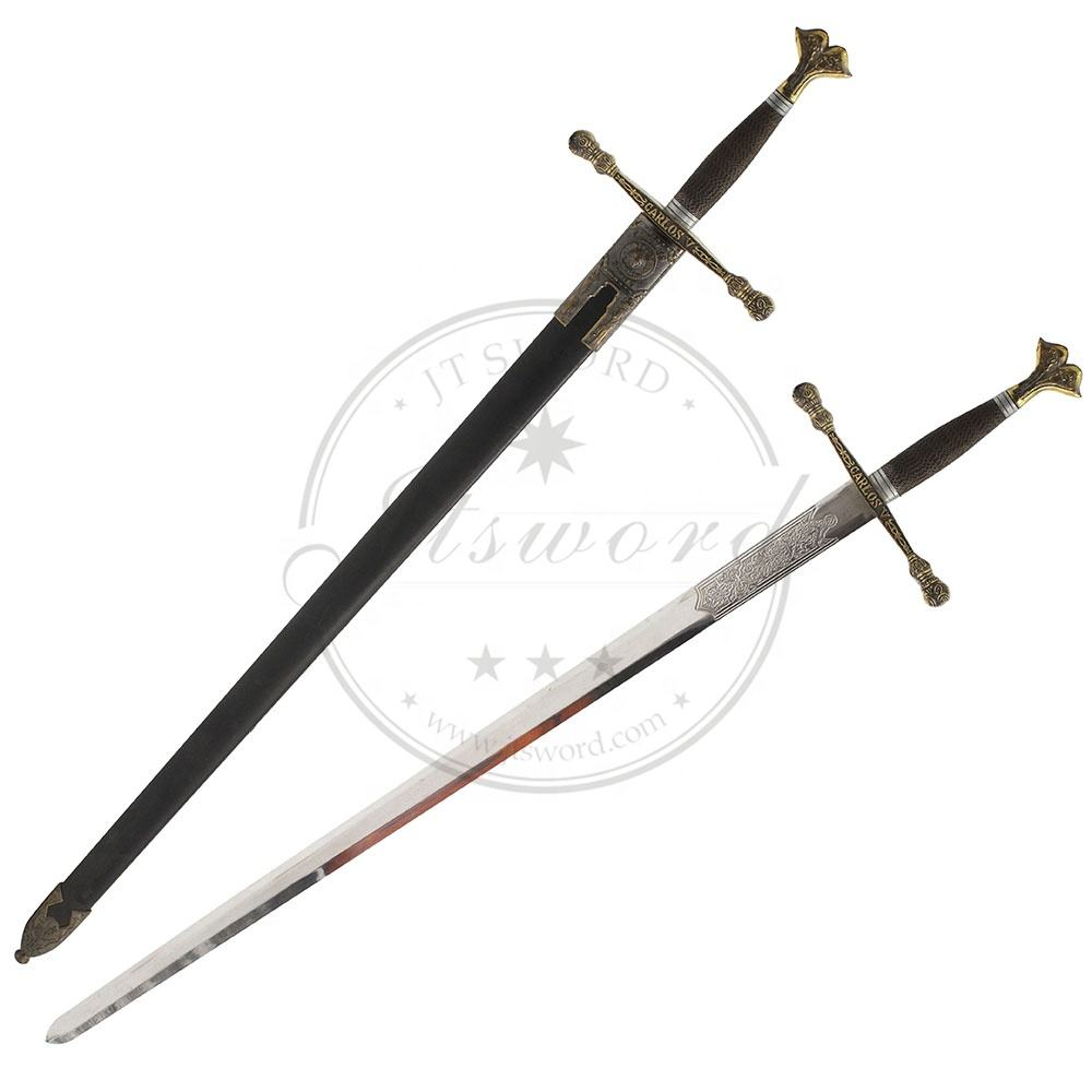 Home Decor Vintage European Medieval Sword