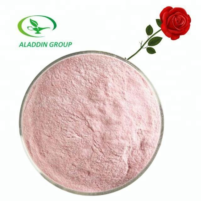 HALAL factory supply wholesale rose tea powder for skin