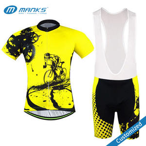Custom High Quality Cycling Clothes Factory Cycling Wear