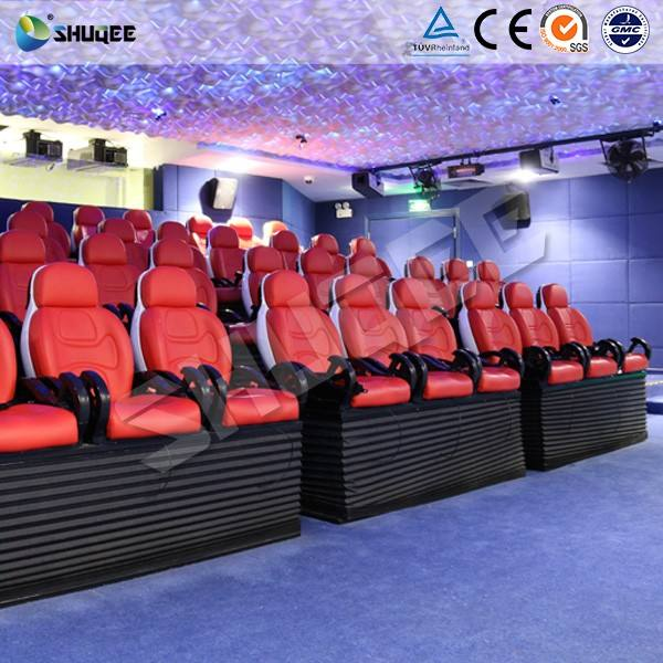 4D 5D XD Motion Effect Chair, immersive effect Cinema Theater Movie
