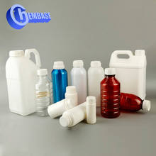 China Wholesale Resistant Acid 1 Liter HDPE Plastic Bottles