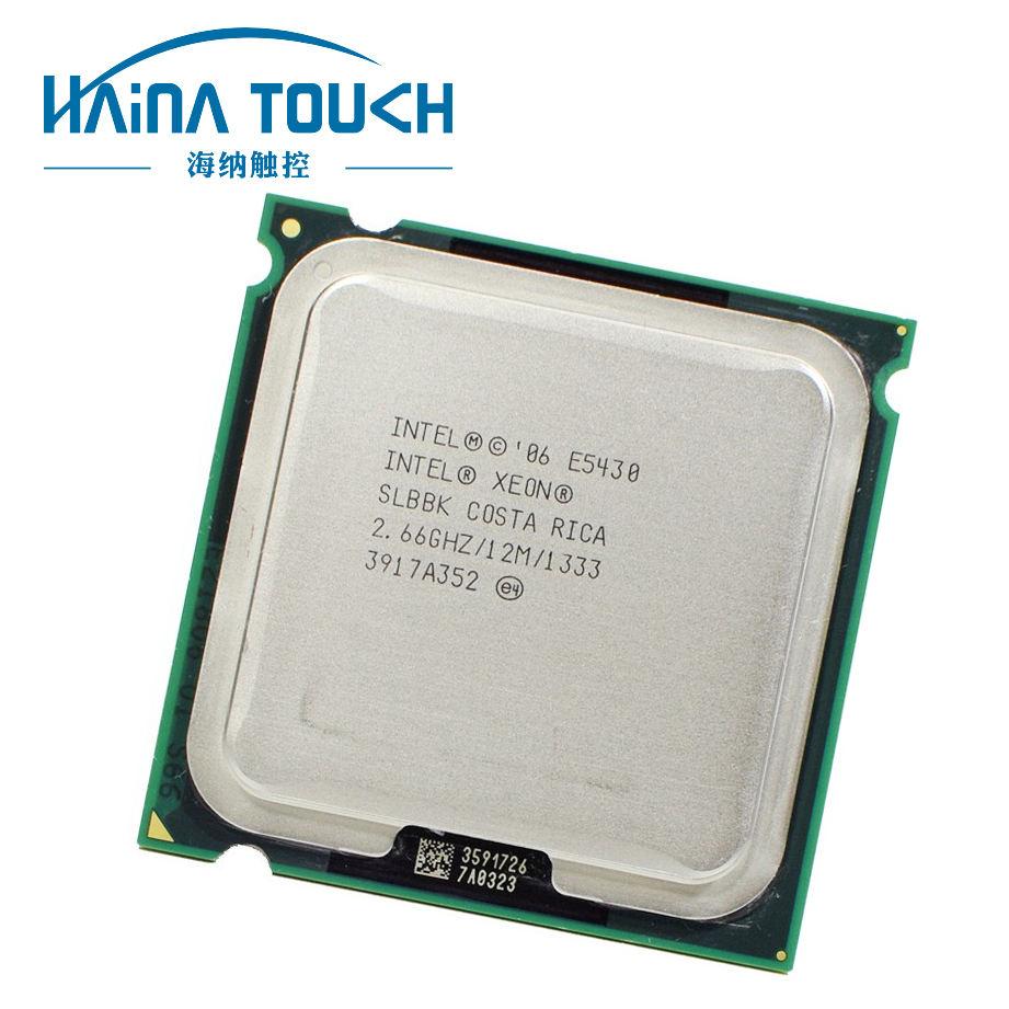 Intel Xeon E5405 E5410 E5420 E5430 E5440 E5450  LGA771 4 Cores Processor CPU 80W