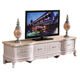 Latest Design Four Drawer Marble Top Wooden TV LCD Cabinet Designs for Living Room