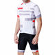 short sleeves bicycle apparel man cycling set short bike uniform