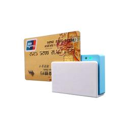 Factory Low cost ZCS01 Bluetooth Credit Card Reader Smart Chip & Magnetic NFC Card Reader Mini POS