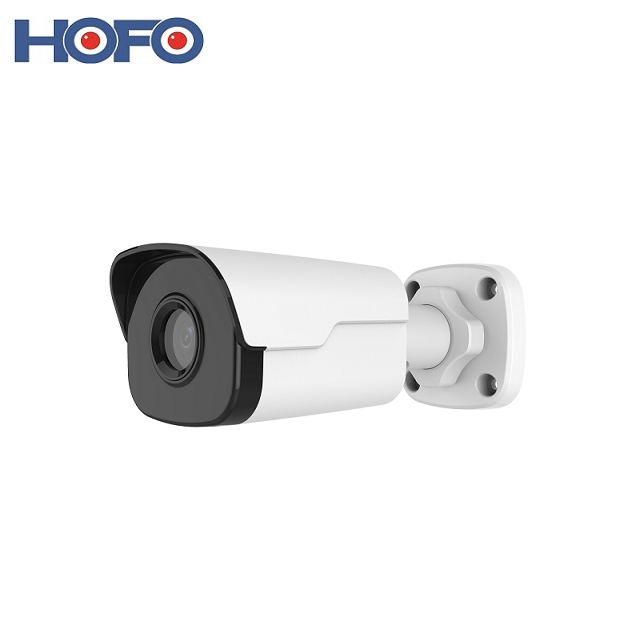 High quality 2MP starlight network camera OEM mini bullet cctv security ip camera
