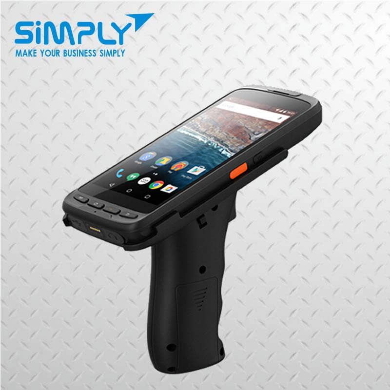 China Wifi Handheld 1d 2d Rugged Wireless Bluetooth Pda Android Laser Long Range Qr Code Portable Barcode Scanner With Display Buy Android Barcode Scanner Android Barcode Scanner Android Barcode Scanner Product On Alibaba Com