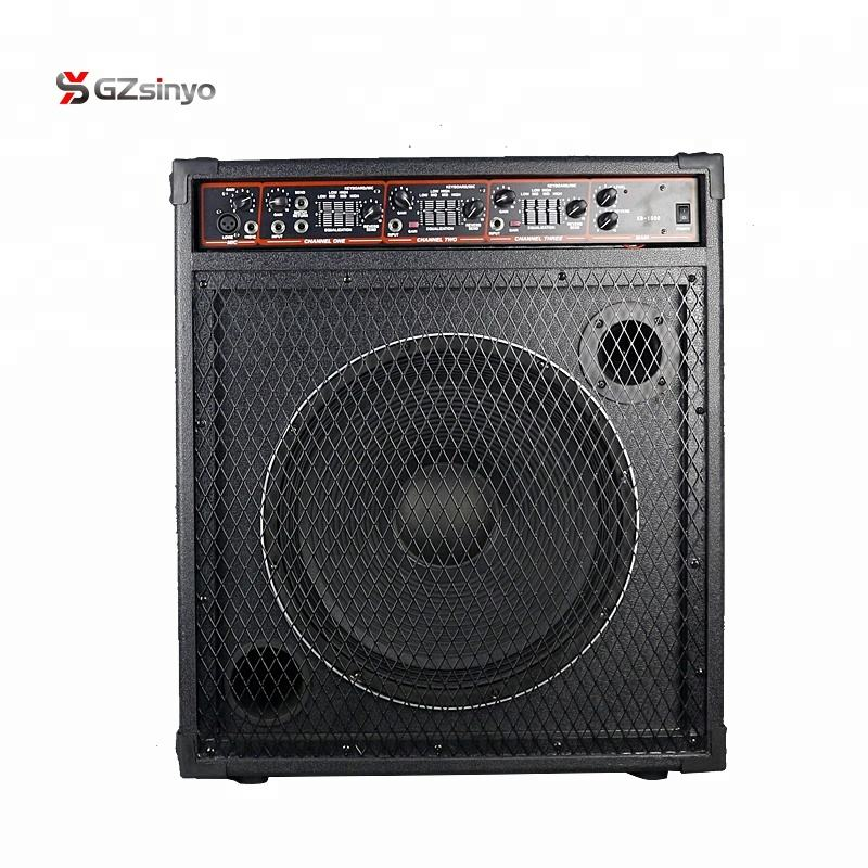 15inch 200W bass guitar combo amplifier professional