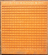 15*15mm High quality Ceramic Mosaic Tile Grids for efficient mosaic paving production