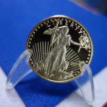 US $50 Dollar Liberty Eagle Gold Coin