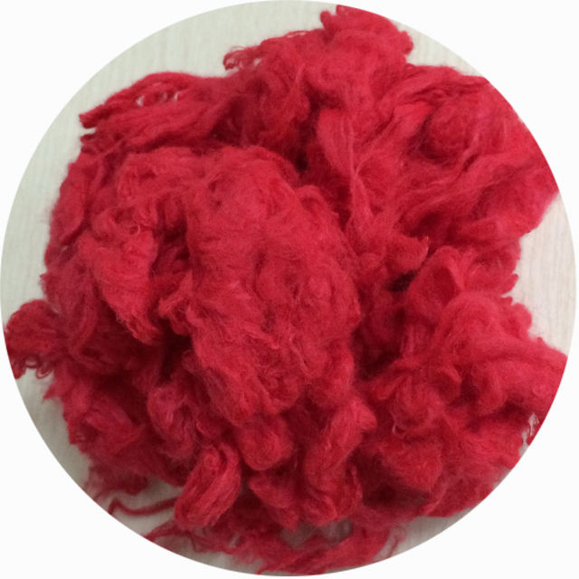 1.2D 38mm viscose staple fiber color dyed fast for spinning or nonwoven