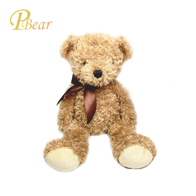 Oem Custom logo cute and beautiful stuff plush teddy bear toys