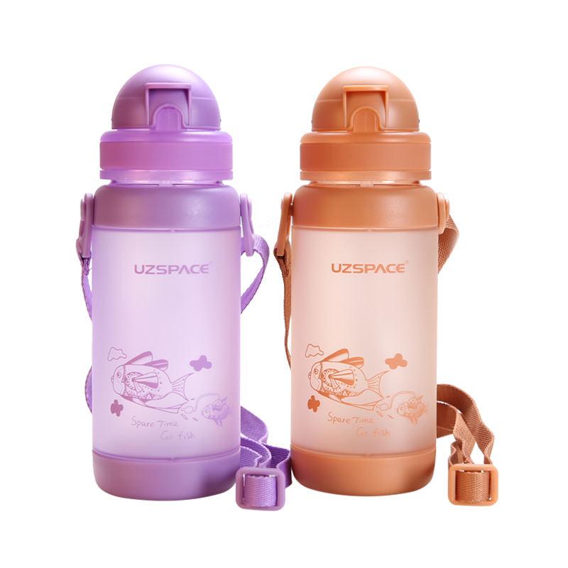 Baby Care бутылки забавный мультфильм печати BPA бесплатно
