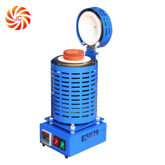 JC 3kg Mini Furnace Machine for Gold Silver Jewelry Casting