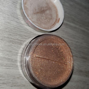 Makeup Cosmetics Loose Powder Highlight Metallic Highlighter Face Makeup Shimmer Powder