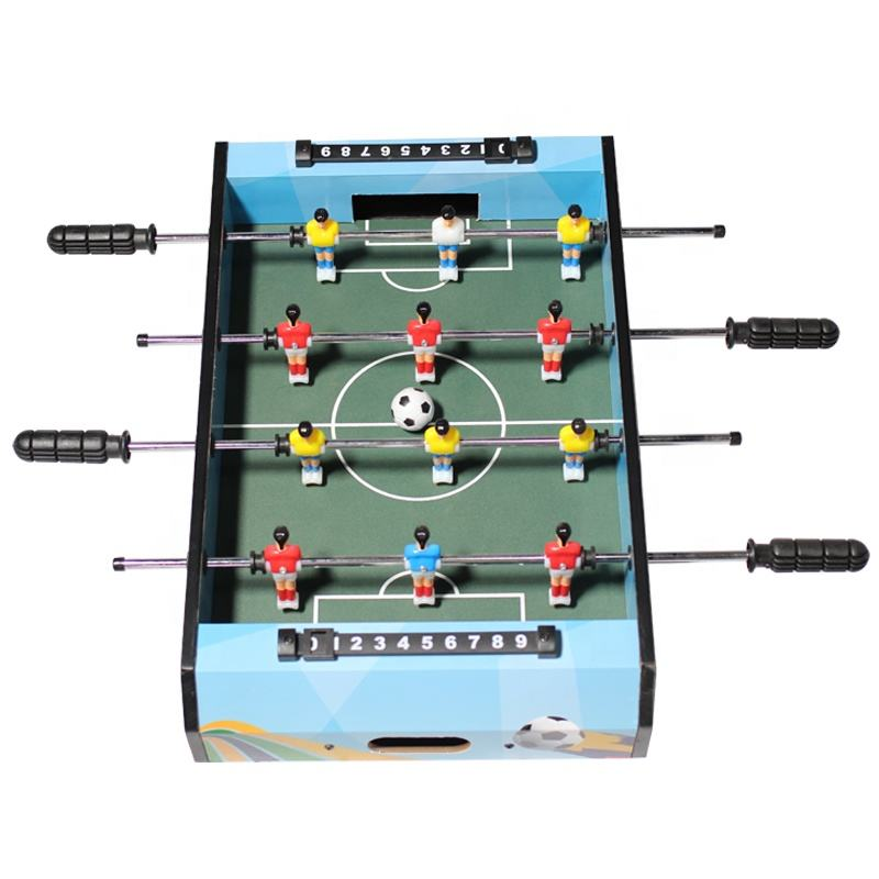 Top Quality Indoor Mini Soccer Sports Game Foosball Football Table