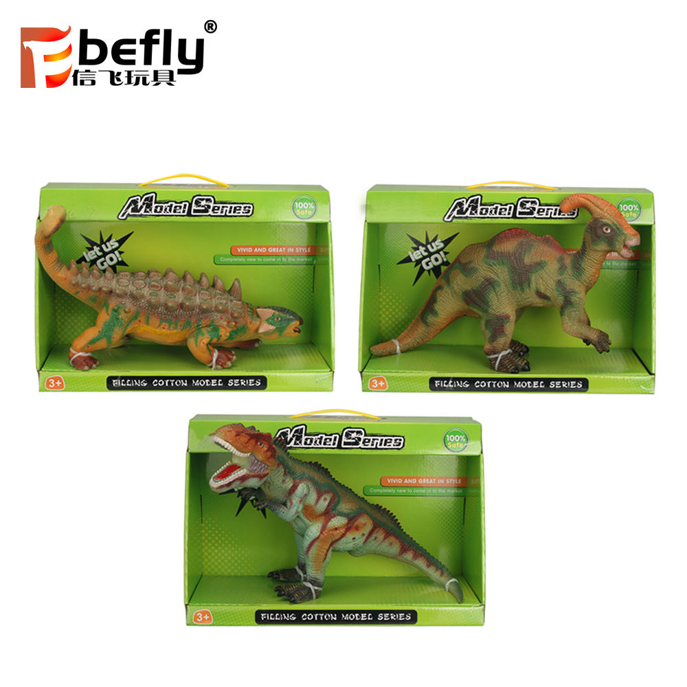 2018 new dino world IC toy stuffed dinosaur