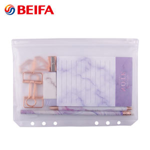 Beifa Brand RST80031 Colored Students Back To School Stationery  Office Table Stationery Set  Kids Stationery Set