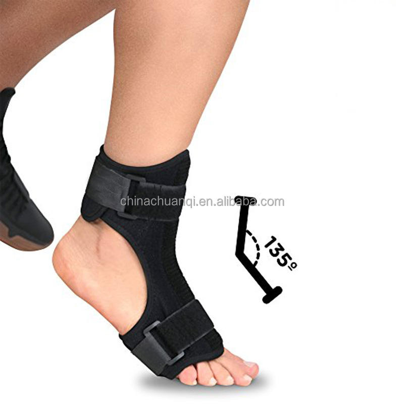 Plantar Fasciitis Night Stretching Splint At Home Healing For Arch Foot Pain, and Achilles Tendonitis