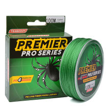 Peche Wholesale 5 Colors 100M 4 Strand PE Braided Fishing Lines