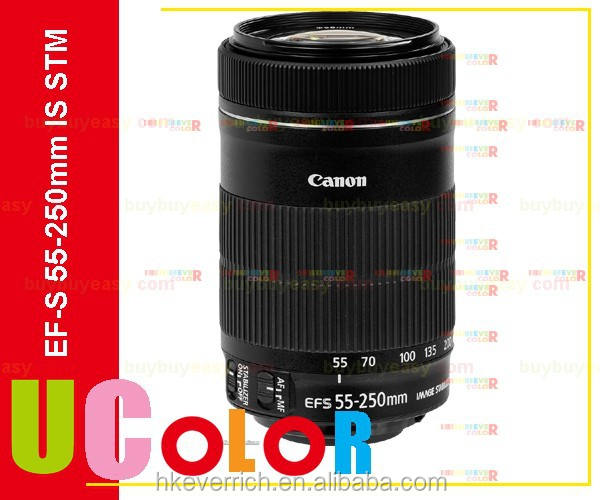 Canon EF-S 55-250mm f/4-5.6 IS STM Telephoto Zoom Lens 760D 700D 70D 7D II 80D
