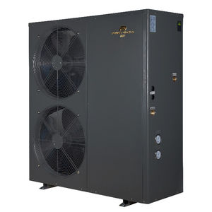 Stainless steel low temperature heating cooling system monobloc evi dc inverter heat pump