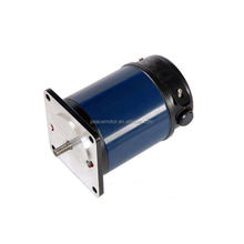 55ZYT series 24V 20W 50w 80w 1500RPM high toruqe dc electric brush motor with carbon brush
